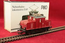 Piko H0 DB E-Lok 69 05 in rot/guter Zustand/OVP