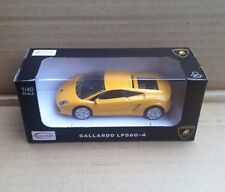 RASTAR 1:40 SCALE LAMBORGHINI GALLARDO LP560-4 YELLOW