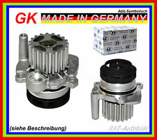Wasserpumpe GK 980251 DODGE CALIBER 2.0 CRD  JOURNEY 2.0 CRD 103 KW 140 PS