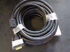 Dual Link 50ft DVI-D Cable DVID-D-24CL2-50