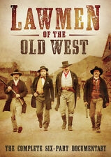 "new DVD ""Lawmen of the Old West"" HD series, Wyatt Earp, Doc Holliday, Tombstone"