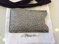 PHILLIP LIM CRACKED LEATHER CARD CASE $ 59.00