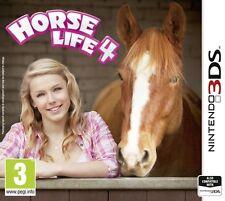 HORSE LIFE 4 JEU 3DS NEUF
