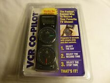 NEW VCR CO-PILOT VCR Programming Remote Control Works On All VCRS Recorder 1998