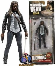 THE WALKING DEAD Action Figure MICHONNE 12 cm Mcfarlane serie 9
