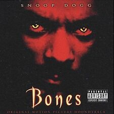 Various: Bones (Ost) Soundtrack, Explicit Lyrics Audio Cassette