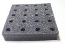 Schaumstoff Schalldämmung Electrostar Einsatz für Koffer Schachtel Schutz