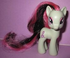My Little Pony MLP FIM G4 Octavia Melody Grey Pony Brushable Toy Hasbro