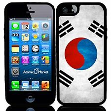 South Korea Grunge Flag For Iphone 6 Case Cover
