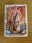 2012/2013 Autograph: Stoke City - Tonge, Michael [Hand Signed 'Topps Match Attax