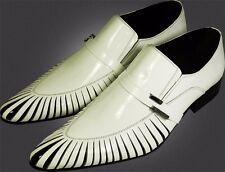 Originale Chelsy Italiano Designer Partito Pantofola Squalo Branchia
