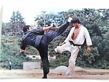 PHOTO COLLECTION BRUCE LEE N°  301 - LA FUREUR DU DRAGON BRUCE LEE