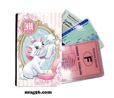 aristochats 010 étui pochette carte grise carte d'identité permis