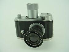 Robot Robot II 35mm Rangefinder Film Camera w/7.5cm F/3.8 Tele Xenar Black Lens