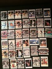 Lot 39 1991-1992 Olympicards USA Olympics Trading Cards 1960's-1990's Athletes