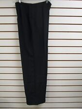 QVC Dialogue Black Dress / Career Pants Size 18W - NWT