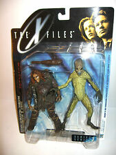 AKTE X Files - Attack Alien & Primitive Man Actionfigur McFARLANE Neu (L)