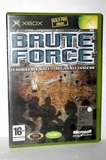 BRUTE FORCE GIOCO USATO OTTIMO XBOX ED ITALIANA PAL RETROCOMPATIBILE XBOX360 GS1