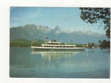 Interlaken Thunersee Switzerland 1971 Postcard 365a
