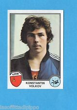 SPORT SUPERSTARS/EURO FOOTBALL 82-PANINI-Figurina n.36- VOLKOV - URSS -Rec