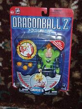 Irwin Dragon Ball Z Action Figure: Android 16