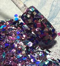 Nail Art Acrylic Gel Glitter Mix Crafts    PATCHWORK  Limited Edition