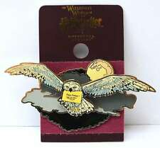 Universal Studios Wizarding World of Harry Potter Hedwig Pin With Moving Wings