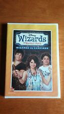 The Wizards of Waverly Place vs vampires Disney Movie Club Exclusive Halloween
