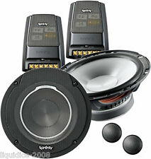 "INFINITY REFERENCE 6530cs 6.5"" 17cm COMPONENT SPEAKERS 270w PEAK POWER"