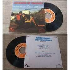 RENATA - Le Chaland Qui Passe +3 French EP Sonopresse Sexy Cover