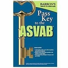 Pass Key to the ASVAB, 7th Edition (Barron's Pass Key to the Asvab)-ExLibrary
