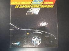 ANWB Auto Kampioen Album deel 3 Nissan, De Japanse Wereldburgers