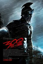 300: RISE OF AN EMPIRE DS 27x40 MOVIE POSTER