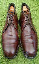 31- Chaussures boot hommes excellent état marron church's 85F / 42,5 bon état