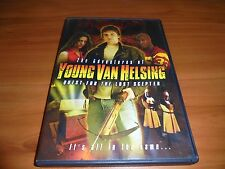 Adventures of Young Van Helsing - Quest for the Lost Scepter (DVD, 2004) Used