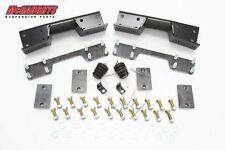 Mcgaughys 34045 Rear C-Notch For 2007-2013 GM Truck 1500 (2WD/4WD, ALL CABS)