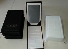 Mary Kay Consultant Supplies-Set of 6 Face Cases+BONUS-compact size w/Mirror