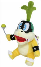 "NEW AUTHENTIC Super Mario Bros Series - 7"" Iggy Koopa Stuffed Plush Toy Doll USA"
