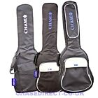 Chase Guitar Bag Electric Acoustic Classical Bass Gig Case 5 10 20 mm Padded