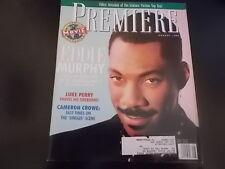 Eddie Murphy, Luke Perry, Madeleine Stowe - Premiere Magazine 1992