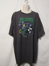 mens dc comics batman original gangsters t-shirt LT nwot joker riddler penguin
