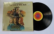 ELMER BERNSTEIN The Trial Of Billy Jack OST ABC Rec. ABCD-853 US 1974 VG+ 00C