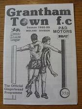 11/04/1989 Grantham Town v Hednesford Town  . No obvious faults.