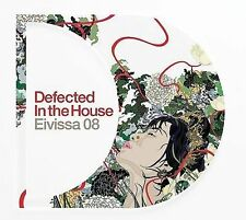 Defected in the House: Eivissa 08 (3xCD) Simon Dunmore ATFC Dirty South Jr. Jack