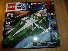 Brand New Lego Star Wars Saesee Tiin's Jedi Starfighter 9498