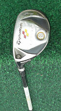 TaylorMade TP FCT 3 Rescue 19* Voodoo Stiff Left Hand Nice 2009