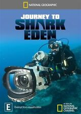 National Geographic: Journey to Shark Eden DVD NEW
