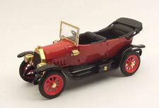 Fiat Zero Cabrio 1914 Red 1:43 Model RIO4363 RIO
