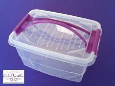 Storage Tool Box Plastic Box for Cake Craft Jewellery Beads Craft Items