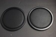 "2 Speakers cover 8"" Car Speaker Steel Mesh Sub Woofer Subwoofer Grill Cover"